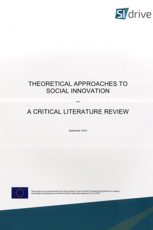 theoretical approaches of the social sciences 24 political science-influenced approaches political science uses a number of broad theoretical approaches and methodologies, including: normative theory.